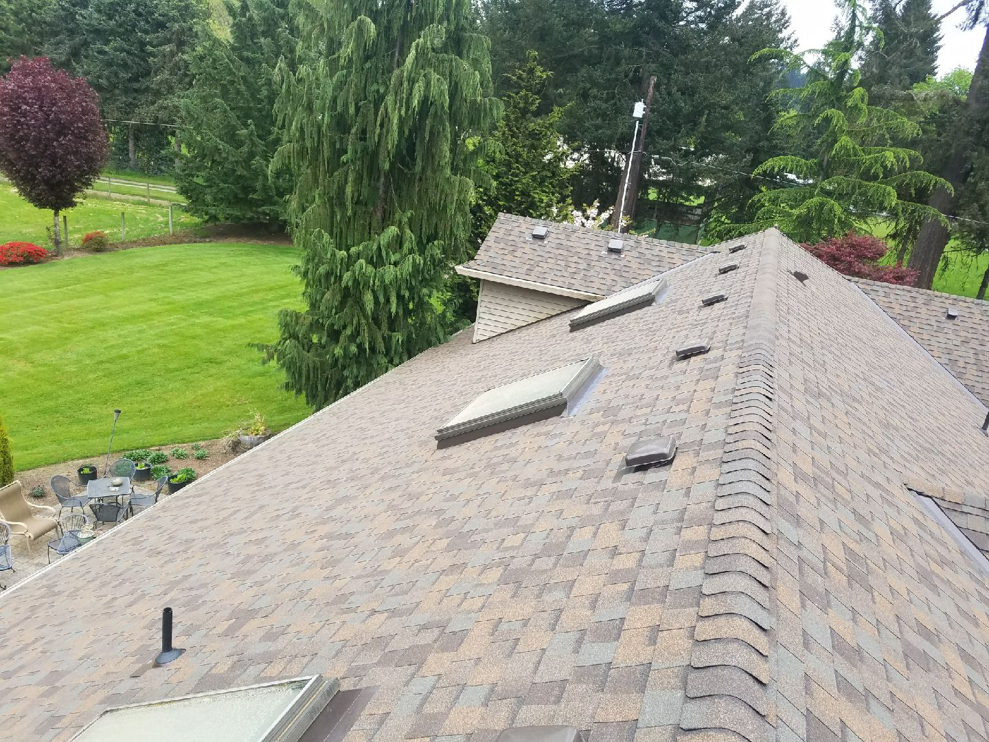 roof maintenance